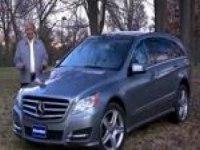 Тест-драйв Mercedes-Benz R-Class
