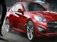 Промовидео Hyundai Genesis Coupe