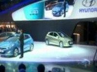 Премьера Hyundai i30 на автосалоне во Франкфурте