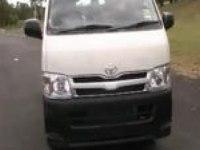 Видеообзор Toyota Hiace