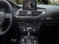Интерьер Audi S7 Sportback