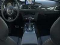 Интерьер Ауди S6