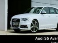 Промовидео Audi S6 Avant