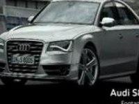 Промовидео Audi S8
