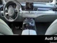Интерьер Ауди S8
