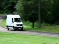 Видеообзор Volkswagen Crafter