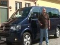 Тест-драйв Volkswagen Multivan (Наши Тесты - Авто плюс)