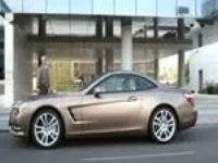 Промовидео Mercedes-Benz SL-Class