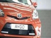 Промовидео Toyota Aygo