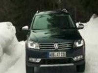 Обзор Volkswagen Passat Alltrack