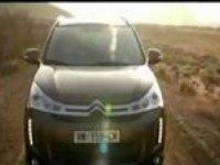 Реклама Citroen C4 Aircross