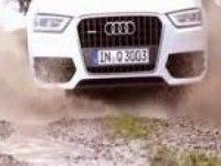 Промовидео Audi Q3