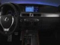 Интерьер Lexus GS 350 F-Sport