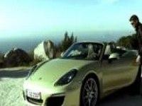 Промовидео Porsche Boxster S