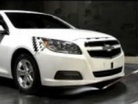Chevrolet Malibu Wind Tunnel Testing