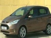 Новый Ford B-Max