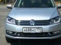 VW Passat B7 тест-драйв Автолига