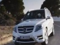 Mercedes-Benz GLK 350 4Matic Footage