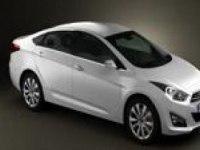 Hyundai i40 sedan 2012