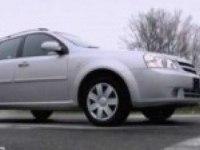 Chevrolet Lacetti SW на канале НТВ