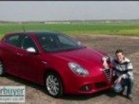 Тест-драйв Alfa Romeo Giulietta