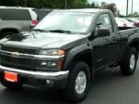 Chevrolet Colorado Regular Cab Black