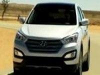 Обзорное видео Hyundai Santa Fe