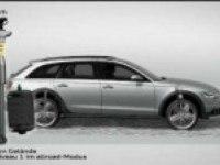 Подвеска в Audi A6 allroad quattro