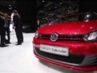 Показ VW Golf GTI