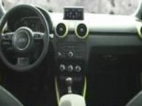 Внутри Audi A1 Sportback