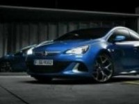 Трейлер Opel Astra J OPC