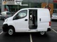 Тест драйв Nissan NV200