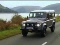 Land Rover 110 Station Wagon на ходу