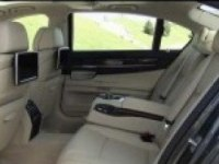 BMW 7 интерьер