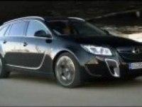 Драйв Opel Insignia Sport Tourer OPC