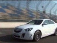 Тест драйв Opel Insignia OPC