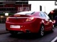 Обзор Opel Insignia OPC Hatchback