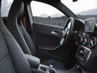Обзор интерьера Mercedes A 250 Sport