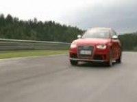 Тест драйв Audi RS4