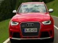 Обзор Audi RS 4 Avant