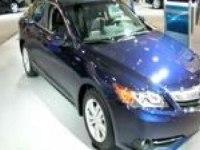 Обзор Acura ILX