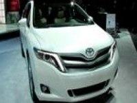 Обзор Toyota Venza