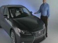 Видеообзор Lexus ES