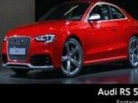 Промовидео Audi RS5