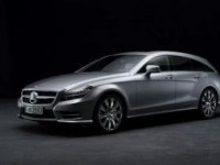 Экстерьер Mercedes-Benz CLS Shooting Brake