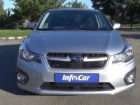 Subaru Impreza 2012 - видео-дополнение к тесту