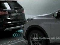 Технологии для комфорта в Hyundai Santa Fe