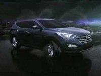Дизайн Hyundai Santa Fe