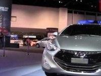 Премьера Hyundai Elantra Coupe на автосалоне в Чикаго.