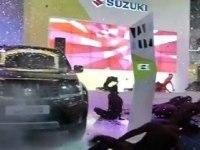Презентация Suzuki Grand Vitara на ММАС-2012